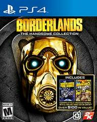 Borderlands: The Handsome Collection Playstation 4 Prices