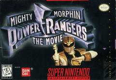Mighty Morphin Power Rangers The Movie Super Nintendo Prices