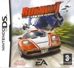 Burnout Legends PAL Nintendo DS Prices
