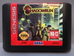 Cartridge | Shadowrun Sega Genesis