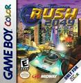 Rush 2049 | PAL GameBoy Color