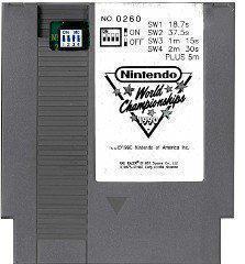 Nintendo World Championship NES Prices