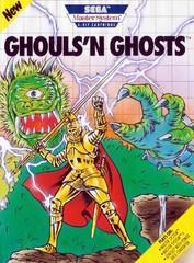 Ghouls N Ghosts Sega Master System Prices