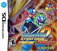 Mega Man Star Force 2 Zerker X Saurian Nintendo DS Prices