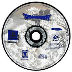 Game Disc 2 | Dragon Warrior 7 Playstation