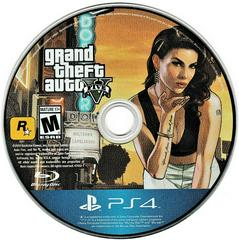 Game Disc | Grand Theft Auto V Playstation 4