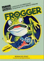 Frogger Magnavox Odyssey 2 Prices