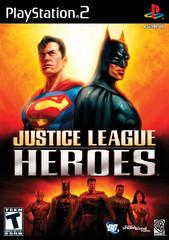Justice League Heroes Playstation 2 Prices