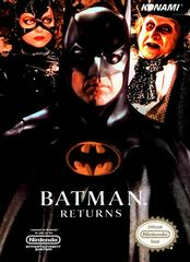 Batman Returns NES Prices