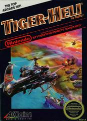 Front Cover | Tiger-Heli NES