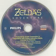 Zelda'S Adventure - Disc | Zelda's Adventure CD-i