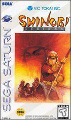 Shinobi Legions Sega Saturn Prices