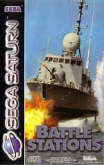 Battle Stations PAL Sega Saturn Prices