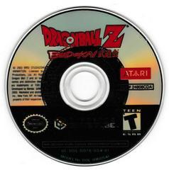 Game Disc | Dragon Ball Z Budokai Gamecube
