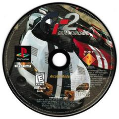 Game Disc - Arcade Mode | Gran Turismo 2 Playstation