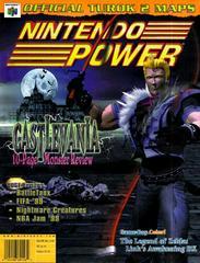 [Volume 116] Castlevania Nintendo Power Prices