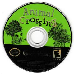 Game Disc | Animal Crossing Gamecube