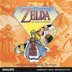 Zelda The Wand of Gamelon CD-i Prices