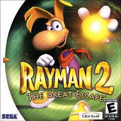 Rayman 2 The Great Escape Sega Dreamcast Prices