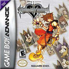 Kingdom Hearts Chain of Memories GameBoy Advance Prices