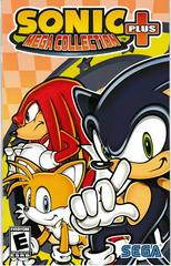 Manual - Front | Sonic Mega Collection Plus Playstation 2