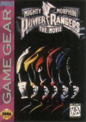 Mighty Morphin Power Rangers the Movie Sega Game Gear Prices