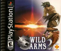 Wild Arms 2 Playstation Prices