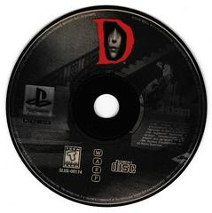 Game Disc 3   D [Long Box] Playstation
