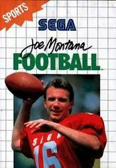Joe Montana Football PAL Sega Master System Prices