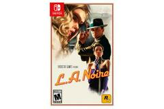 L.A. Noire Nintendo Switch Prices