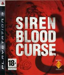 Siren: Blood Curse PAL Playstation 3 Prices