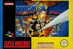 The Firemen PAL Super Nintendo Prices