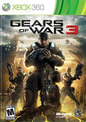 Gears of War 3 Xbox 360 Prices