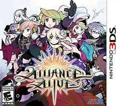 Alliance Alive Nintendo 3DS Prices