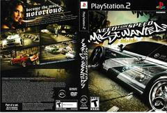 Artwork - Back, Front (Part Of A Set) | Need for Speed: Collector's Series Playstation 2
