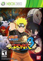 Naruto Shippuden Ultimate Ninja Storm 3 Xbox 360 Prices