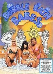 Bubble Bath Babes - Front | Bubble Bath Babes NES