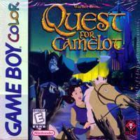 Quest for Camelot GameBoy Color Prices