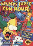 Krusty's Super Fun House Sega Genesis Prices