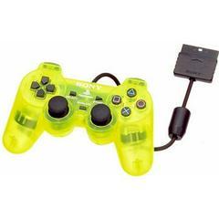 Lemon Yellow Dual Shock Controller Playstation 2 Prices