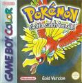 Pokemon Gold | PAL GameBoy Color