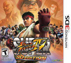 Super Street Fighter IV 3D Edition Nintendo 3DS Prices