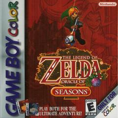 Zelda Oracle of Seasons GameBoy Color Prices
