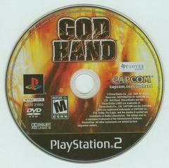 Game Disc | God Hand Playstation 2