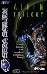 Alien Trilogy PAL Sega Saturn Prices