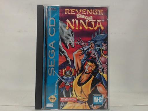 Revenge of the Ninja photo