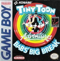 Tiny Toon Adventures Babs' Big Break GameBoy Prices