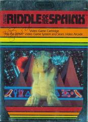 Riddle of the Sphinx Atari 2600 Prices