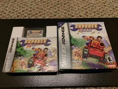 Advance Wars Box Manual And Game Cover Front | Advance Wars GameBoy Advance