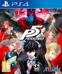 Persona 5 PAL Playstation 4 Prices